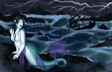Sirens Of The Seven Seas by MythicPhoenix