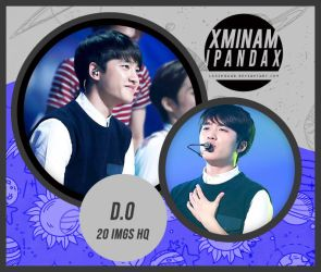 #17.037|D.O(EXO)|Photopack#12 by XMinamiPandaX