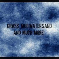 Grass, Mud, Water, Sand, and.. by xXxPaleGFXxXx