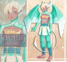 [CLOSED] Adoptable Auction [AB added!] by Sidlaux