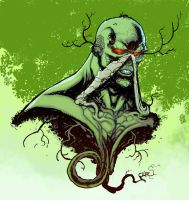 swampy by cliff-rathburn