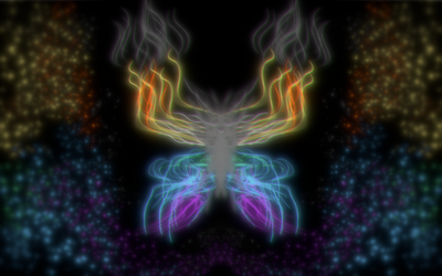 Spirit of flames by scadl