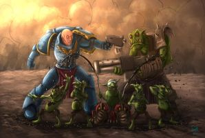 Grot Oilers by maiwand85