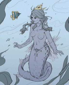 Mermaid by Hideyoshi