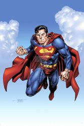 Superman - Color by edtadeo
