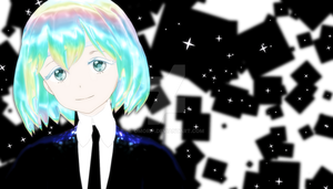 [MMD||HNK] oh look a dia by OmoriP