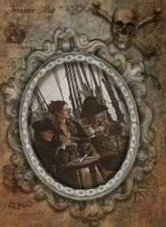 Black sails's sisters by Scarletmcd