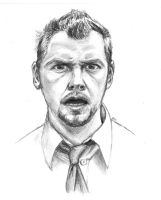 .:Simon Pegg:.  The Z-Word by Wolflyn30