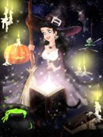 Halloween Melody by rebenke