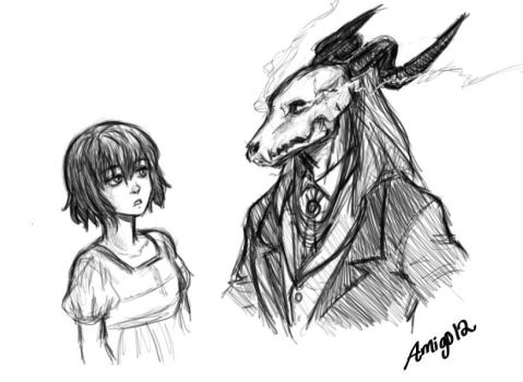 The Ancient Magus Bride by Amigo12