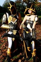 Human Whispers - Guild Wars 2 by SbarbyCosplay