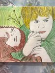 Frodo and Sam by sophiexxth