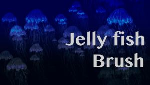 Jellyfish brush by starlord20