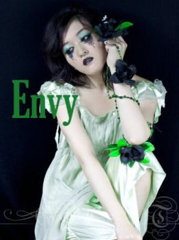 7 Deadly Sins: Envy by Evalrie
