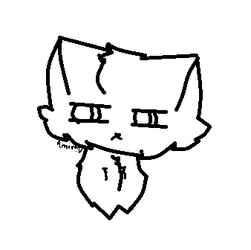 Cat lineart, free use by aregulardaydrea