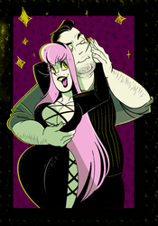 Artie and Mira by Rfetus