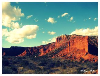 Caprock Canyon by SweetSurrender13