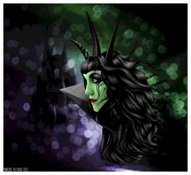 Malificent by Breezerl1me