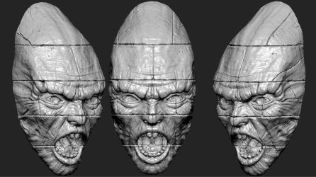 head_sculpte by NG02