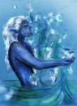 Summoning Element: Water by Myar