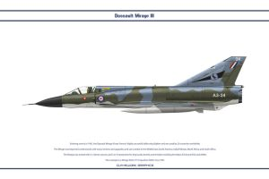 Mirage III Australia 2 by WS-Clave