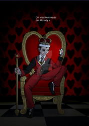 King Moriarty by nameless-aries