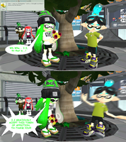 Ask the Splat Fighters #136 by Madcatmk6