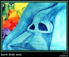 know body nose by abaldwin