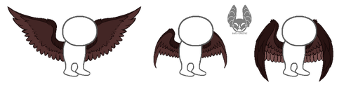 3x as many wings as before | sprite stuff by Bats-Sprites