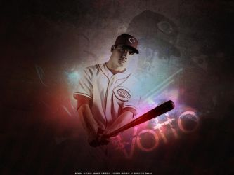 Votto Wall by RWT824