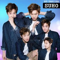exo [SUHO] pack png.