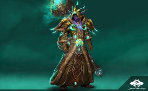 ...Commission: Night Elf Druid II... by ShadowPriest