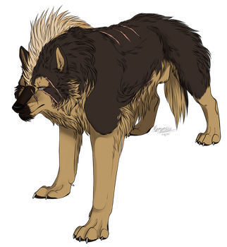 King Lion by EMEMO