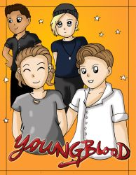 5sos-Youngblood by Animecolourful