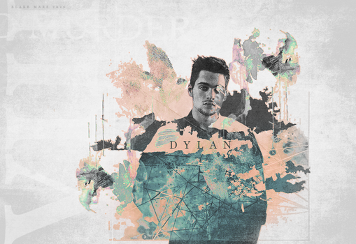 Dylan Sprayberry by Pirmande