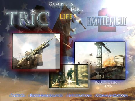TRiC BackGroUnd 2 of 4 for BF2 by RoCoBoy