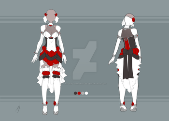 Adoptable Auction - Outfit 9 (CLOSED) by Asgard-Chronicles