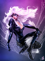 Black Cat by Forty-Fathoms