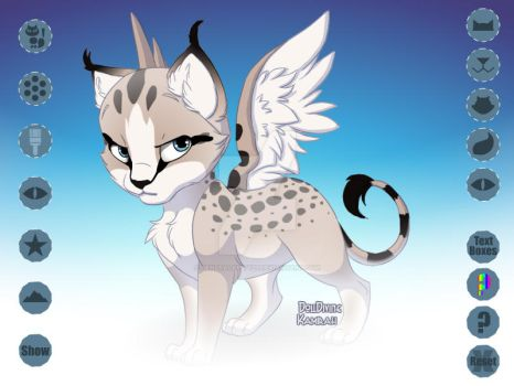 Cat adopt 4 by GeneralKitty23
