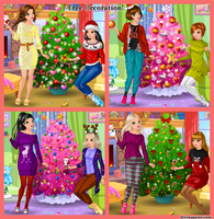 Tree Decoration Dress Up Game by DressUpGamescom