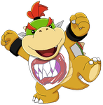 Bowser Jr. by MollyKetty