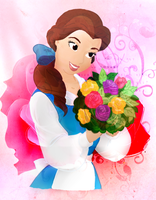 Belle by amylou2107
