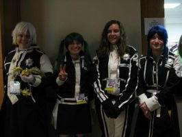 Setsucon 2012 group by origami10