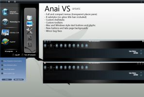 Anai VS for WindowBlinds by Nymite