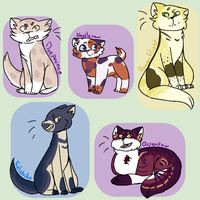 Some DoW requests yo by CatMommaIz