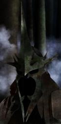 Witch-king, The Dwimmerlaik by kaolincash
