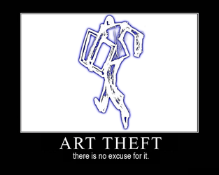 Art Theft by Sisiera
