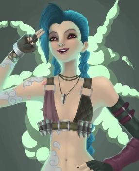 Get Jinxed! by Scrappex