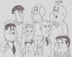 Cartoon Comedies by CelmationPrince