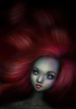 Redlocks by daChelissius